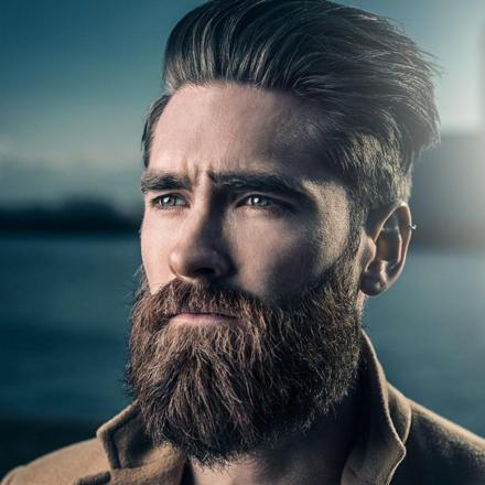 barbe homme 2017