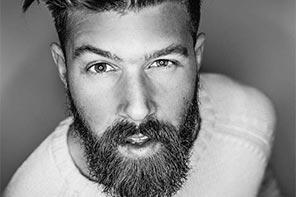 barbe homme style