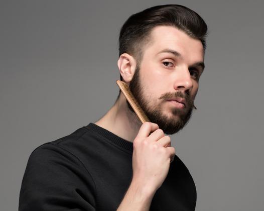 barbe longue entretien