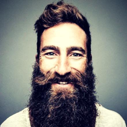 barbe longue style