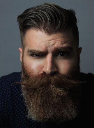barbe moustache
