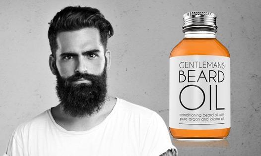 barbe oil