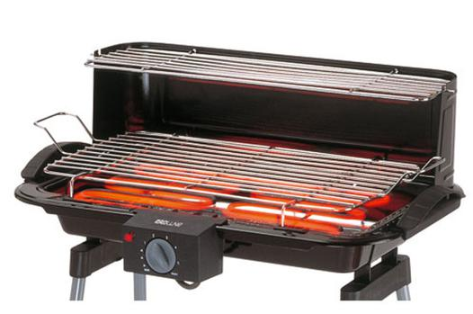 barbecue electrique grand format