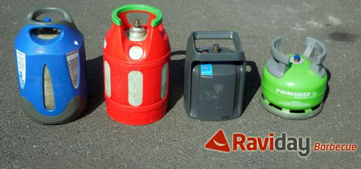barbecue gaz butane ou propane