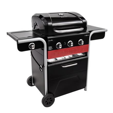 barbecue gaz et charbon