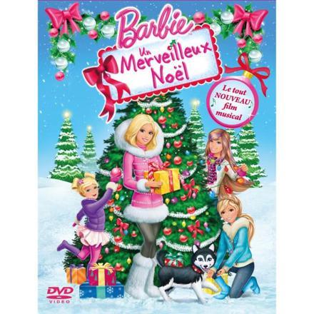 barbie merveilleux noel