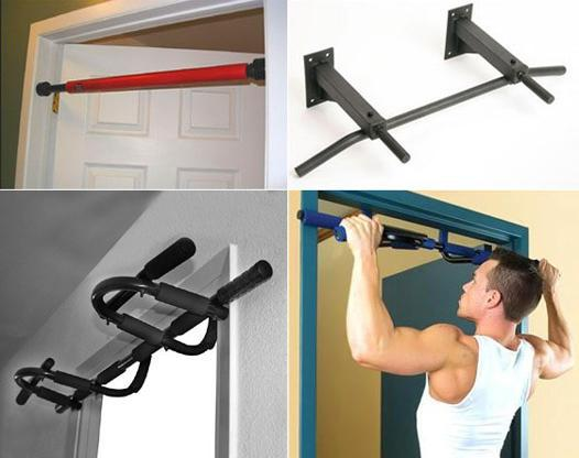 barre suspension musculation