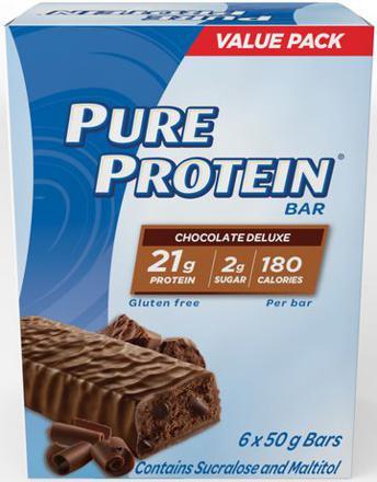 barres protéinées sans gluten