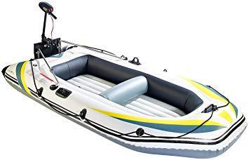 bateau gonflable electrique