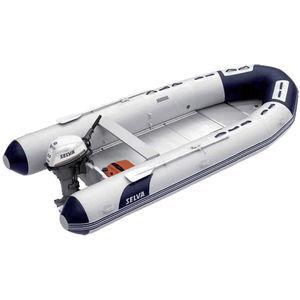 bateau pneumatique pliable