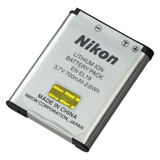 batterie appareil photo nikon coolpix