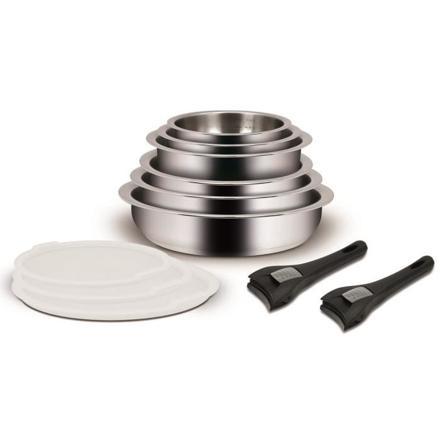 batterie cuisine induction manche amovible