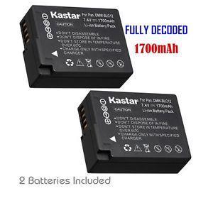 batterie pour panasonic lumix dmc fz200