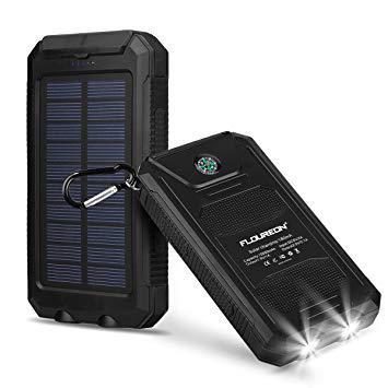 batterie solaire portable