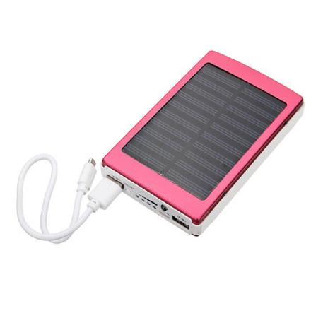 batterie usb solaire