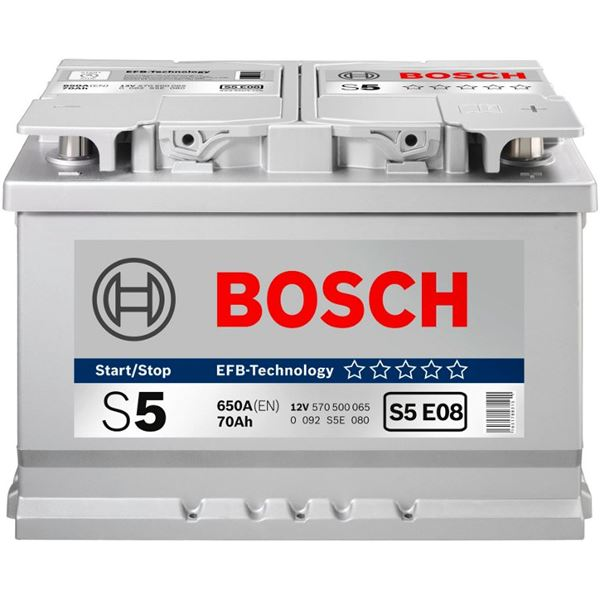 batterie voiture bosch s5