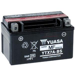 batterie ytx7a bs yuasa