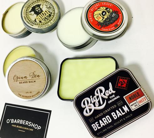baume barbe
