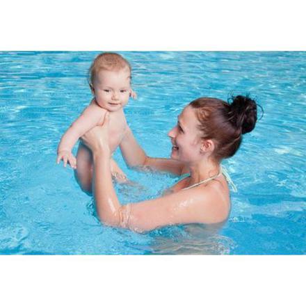 bébé piscine quel age