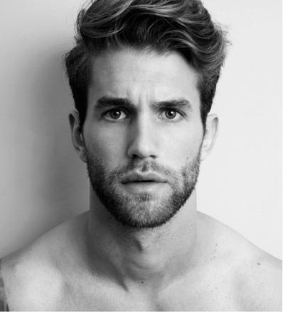 belle barbe courte