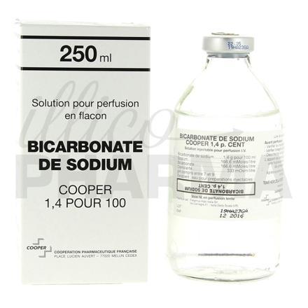 bicarbonate de sodium bain