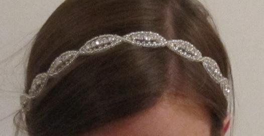 bijoux cheveux swarovski