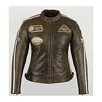 blouson moto femme cuir