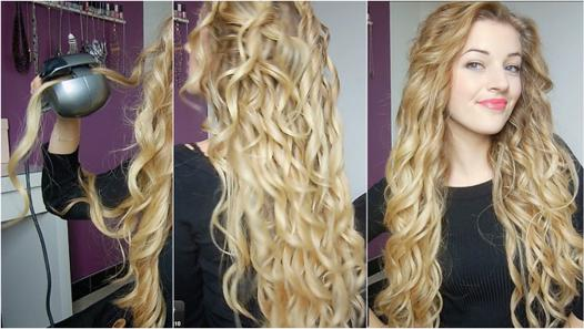 boucle cheveux babyliss