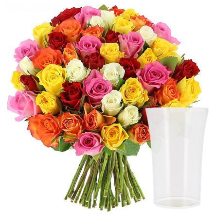 bouquet de fleur a domicile
