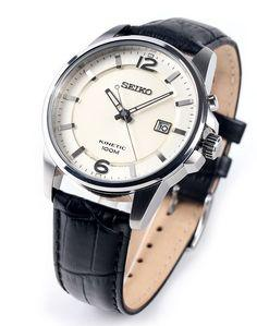 bracelet montre seiko kinetic