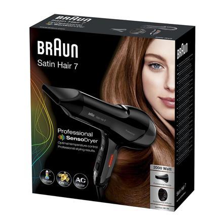 braun satin hair 7 seche cheveux