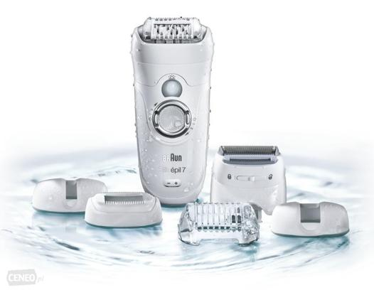 braun silk epil 7 wet and dry