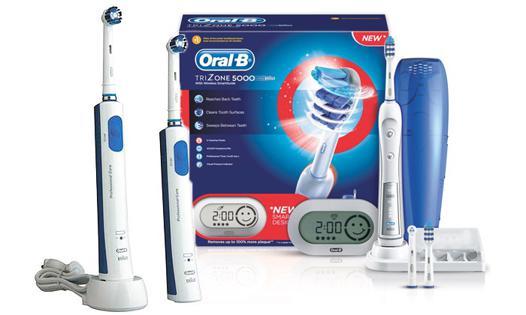 brosse a dent oral b 5000