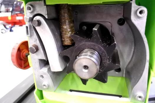 broyeur vegetaux a rotor