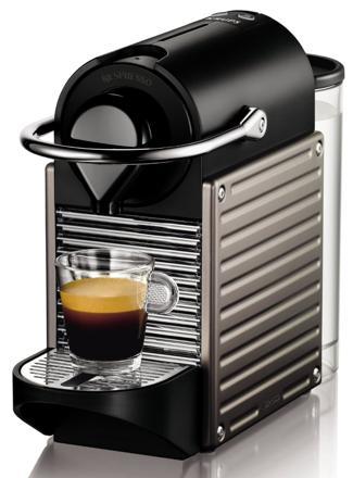 cafetiere nespresso pixie