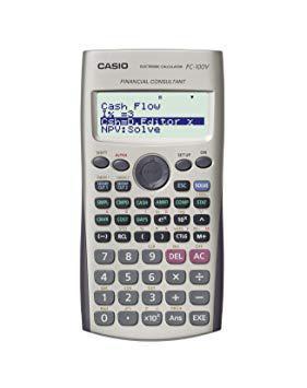 calculatrice financiere