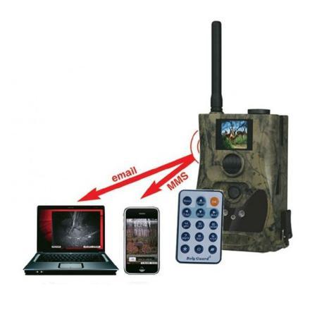 camera de chasse gsm