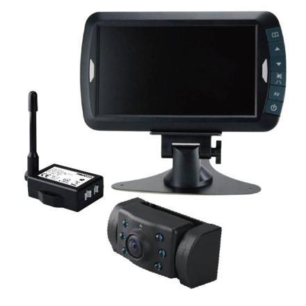 caméra de recul sans fil avec ecran pour voiture