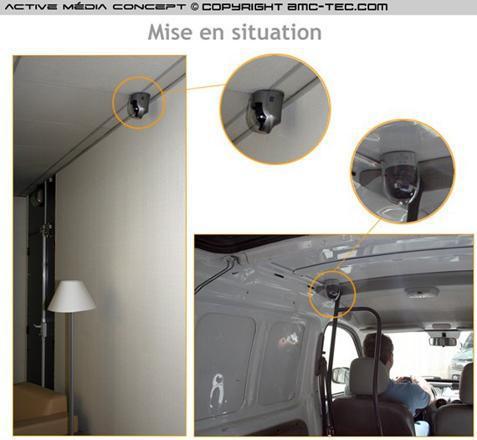 camera surveillance autonome