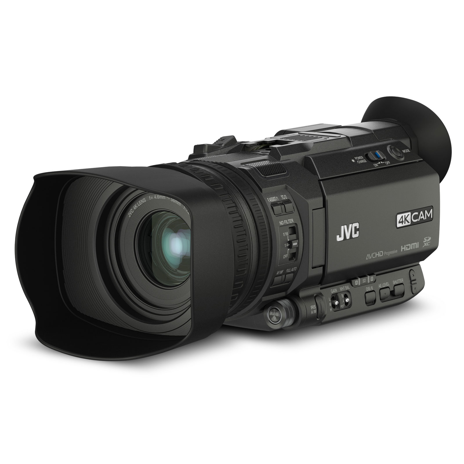 camescope jvc hd
