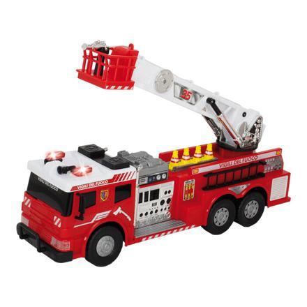 camion de pompier en jouet