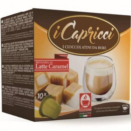 capsule lait nespresso