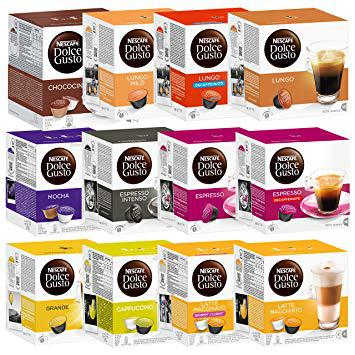 capsules dolce gusto