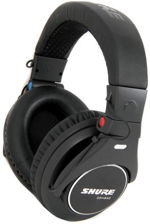 casque audio shure