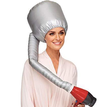 casque chauffant cheveux