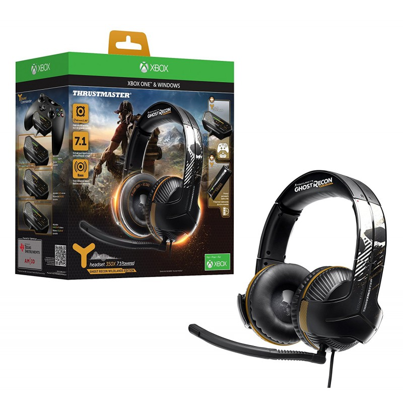 casque ghost recon