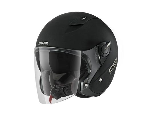 casque jet scooter