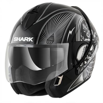 casque modulable shark