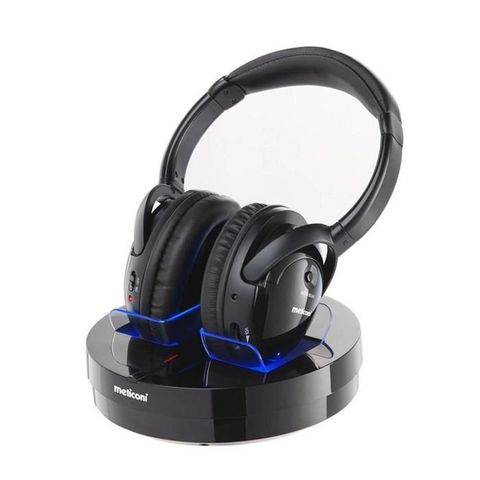 casque sans fil rechargeable