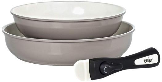 casserole ceramique induction manche amovible